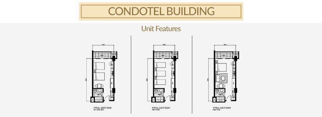 Typical Condotel Building